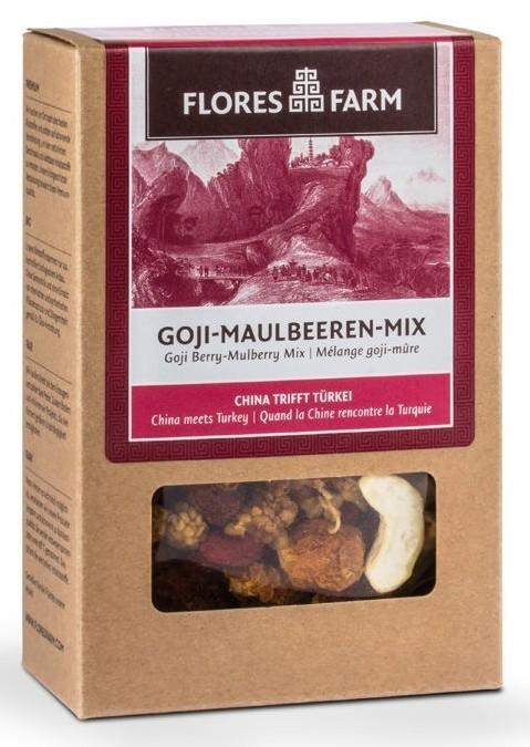 Goji Maulbeeren Mix