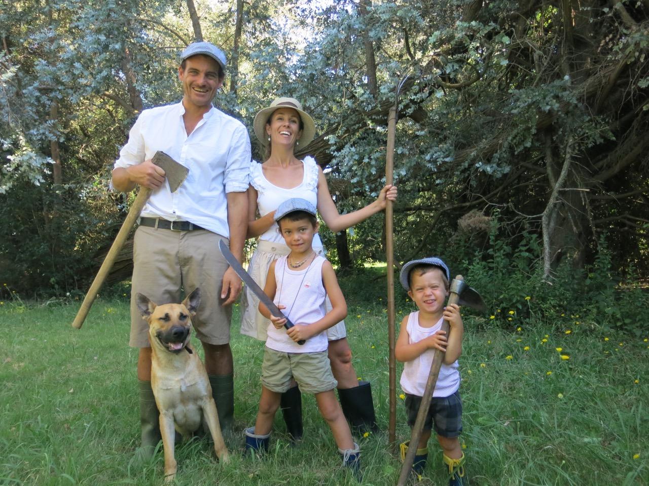 Serena & Familie