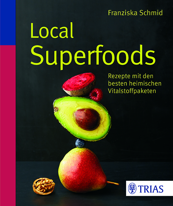 Buchcover Local Superfoods