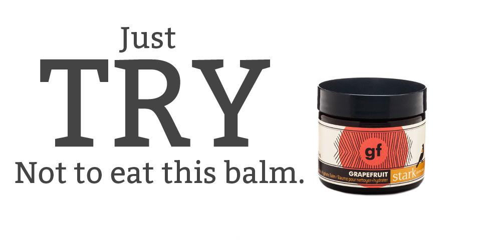 stark Skincare Grapefruit Balsam